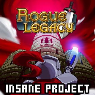 Rogue Legacy (PC/Steam) 𝐝𝐢𝐠𝐢𝐭𝐚𝐥 𝐜𝐨𝐝𝐞 / 🅸🅽🆂🅰🅽🅴 𝐨𝐟𝐟𝐞𝐫! - 𝐹𝑢𝑙𝑙 𝐺𝑎𝑚𝑒