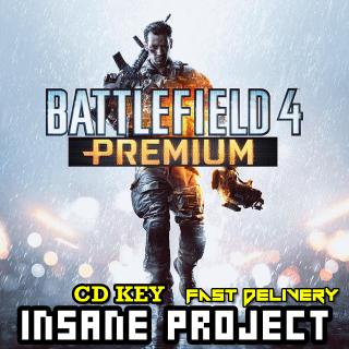 Battlefield 4 Premium Edition Origin Key PC GLOBAL