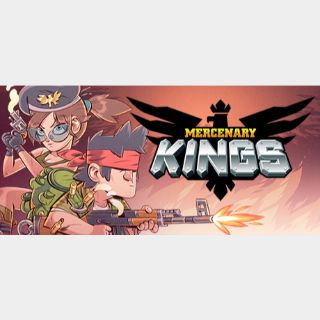 Mercenary Kings Steam Key