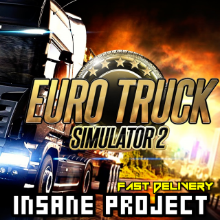 Euro Truck Simulator 2 Steam Key GLOBAL[Fast Delivery]