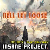 Hell Let Loose Steam Key GLOBAL
