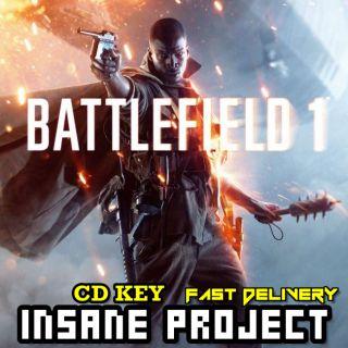 Battlefield 1 Origin Key GLOBAL