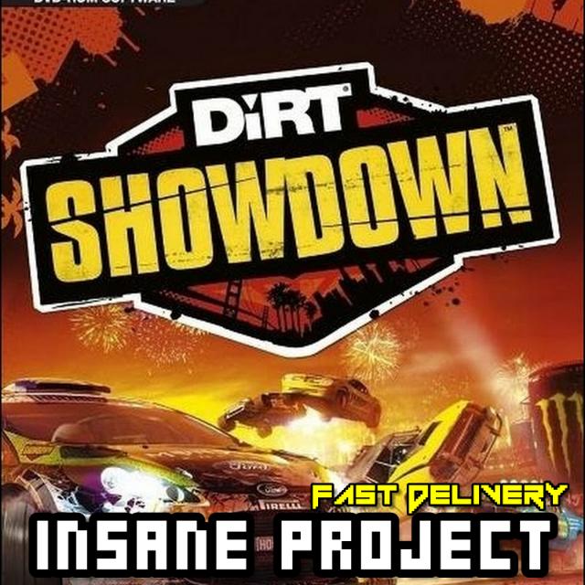 Dirt: Showdown Steam Key GLOBAL