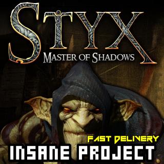 Styx: Master of Shadows Steam Key GLOBAL
