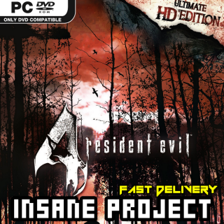 Resident Evil 4: Ultimate HD Edition Steam Key GLOBAL[Fast Delivery]