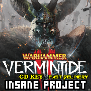 Warhammer: Vermintide 2 - Collector's Edition Steam Key GLOBAL