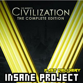 Sid Meier's Civilization V: Complete Edition Steam Key GLOBAL