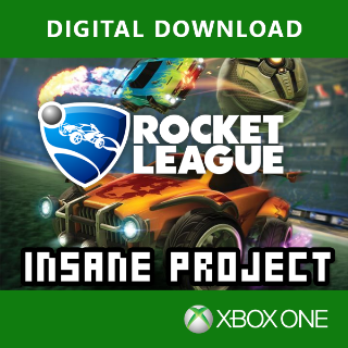 Rocket League Xbox One Key/Code Global