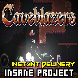 Caveblazers ✈INSTANT_DELIVERY
