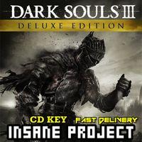 Dark Souls III 3 Deluxe Edition