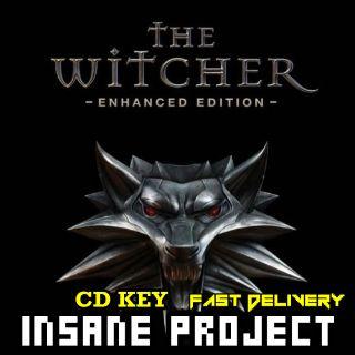 The Witcher: Enhanced Edition Director's Cut GOG.COM Key GLOBAL