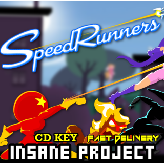 SpeedRunners Steam Key GLOBAL