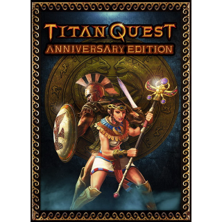 Titan Quest Anniversary Edition (PC/Steam) 𝐝𝐢𝐠𝐢𝐭𝐚𝐥 𝐜𝐨𝐝𝐞 / 🅸🅽🆂🅰🅽🅴 𝐨𝐟𝐟𝐞𝐫!