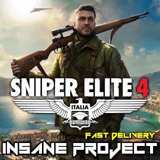 Sniper Elite 4 [STEAM][REGION:GLOBAL][KEY/CODE]