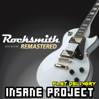Rocksmith 2014 Edition - Remastered Steam Key GLOBAL