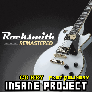 Rocksmith 2014 Edition - Remastered Steam Key GLOBAL