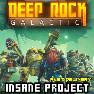 Deep Rock Galactic Steam Key GLOBAL