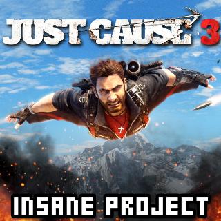 Just Cause 3 (PC/Steam) 𝐝𝐢𝐠𝐢𝐭𝐚𝐥 𝐜𝐨𝐝𝐞 / 🅸🅽🆂🅰🅽🅴 𝐨𝐟𝐟𝐞𝐫! - 𝐹𝑢𝑙𝑙 𝐺𝑎𝑚𝑒