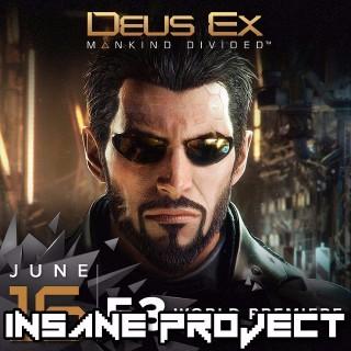 Deus Ex: Mankind Divided (PC/Steam) digital code