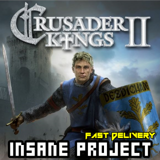 Crusader Kings II [STEAM][REGION:GLOBAL][KEY/CODE]