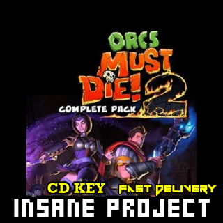 Orcs Must Die! 2 Complete Pack Steam Key GLOBAL