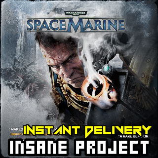 Warhammer 40000: Space Marine ✈INSTANT DELIVERY