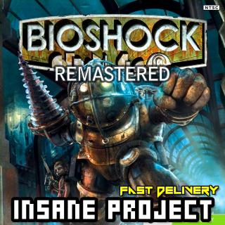 BioShock Remastered [STEAM][REGION:GLOBAL][KEY/CODE]