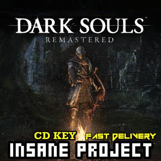 Dark Souls: Remastered Steam Key GLOBAL