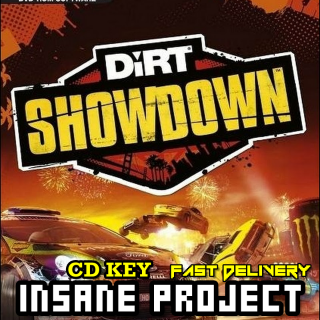 DiRT Showdown Steam Key GLOBAL