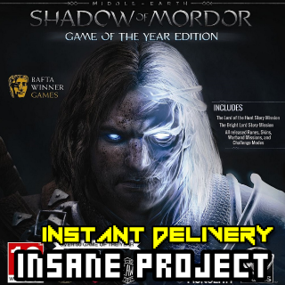 Middle-earth: Shadow of Mordor Game of the Year Edition STEAM KEY