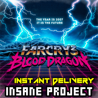 Far Cry 3 Blood Dragon (PC/Uplay) 𝐝𝐢𝐠𝐢𝐭𝐚𝐥 𝐜𝐨𝐝𝐞 / 🅸🅽🆂🅰🅽🅴 𝐨𝐟𝐟𝐞𝐫! - 𝐹𝑢𝑙𝑙 𝐺𝑎𝑚𝑒