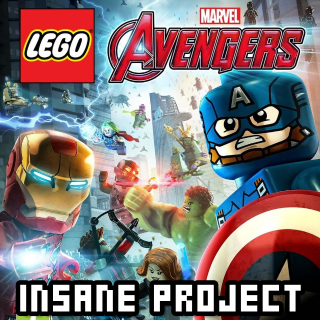 Lego Marvels Avengers (PC/Steam) 𝐝𝐢𝐠𝐢𝐭𝐚𝐥 𝐜𝐨𝐝𝐞 / 🅸🅽🆂🅰🅽🅴 𝐨𝐟𝐟𝐞𝐫! - 𝐹𝑢𝑙𝑙 𝐺𝑎𝑚𝑒