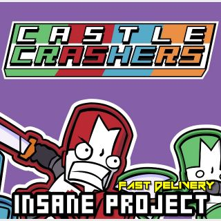 Castle Crashers [STEAM][REGION:GLOBAL][KEY/CODE]