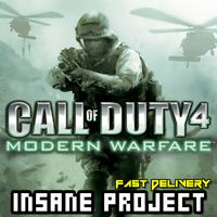 Call of Duty 4: Modern Warfare (PC/Steam) 𝐝𝐢𝐠𝐢𝐭𝐚𝐥 𝐜𝐨𝐝𝐞 / 🅸🅽🆂🅰🅽🅴 𝐨𝐟𝐟𝐞𝐫! - 𝐹𝑢𝑙𝑙 𝐺𝑎𝑚𝑒