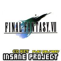 FINAL FANTASY VII Steam Key GLOBAL