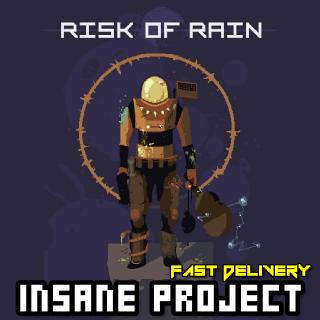 Risk of Rain (PC/Steam) 𝐝𝐢𝐠𝐢𝐭𝐚𝐥 𝐜𝐨𝐝𝐞 / 🅸🅽🆂🅰🅽🅴 𝐨𝐟𝐟𝐞𝐫! - 𝐹𝑢𝑙𝑙 𝐺𝑎𝑚𝑒