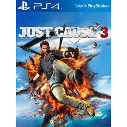 Just Cause 3 PS4 CD Key