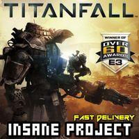 Titanfall (PC/Origin) 𝐝𝐢𝐠𝐢𝐭𝐚𝐥 𝐜𝐨𝐝𝐞 / 🅸🅽🆂🅰🅽🅴 𝐨𝐟𝐟𝐞𝐫! - 𝐹𝑢𝑙𝑙 𝐺𝑎𝑚𝑒