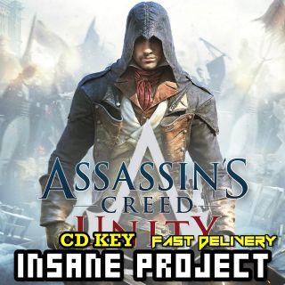 Assassin's Creed: Unity Uplay Key GLOBAL