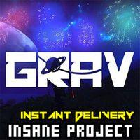 GRAV REBORN ✈INSTANT DELIVERY
