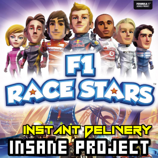 F1 Race Stars + Season Pass ✈INSTANT DELIVERY