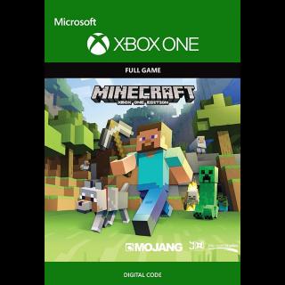 Minecraft Xbox One - 𝐝𝐢𝐠𝐢𝐭𝐚𝐥 𝐜𝐨𝐝𝐞 / 🅸🅽🆂🅰🅽🅴 𝐨𝐟𝐟𝐞𝐫! - 𝐹𝑢𝑙𝑙 𝐺𝑎𝑚𝑒