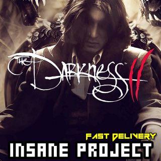 The Darkness II (PC/Steam) 𝐝𝐢𝐠𝐢𝐭𝐚𝐥 𝐜𝐨𝐝𝐞 / 🅸🅽🆂🅰🅽🅴 𝐨𝐟𝐟𝐞𝐫! - 𝐹𝑢𝑙𝑙 𝐺𝑎𝑚𝑒