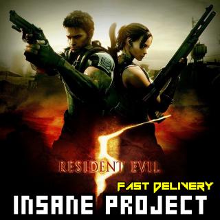Resident Evil 5 [STEAM][REGION:GLOBAL][KEY/CODE]