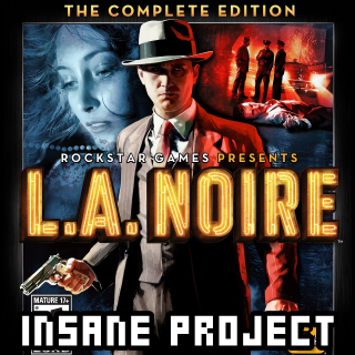 L.A. Noire + All DLC (PC/Steam) 𝐝𝐢𝐠𝐢𝐭𝐚𝐥 𝐜𝐨𝐝𝐞 / 🅸🅽🆂🅰🅽🅴 𝐨𝐟𝐟𝐞𝐫! - 𝐹𝑢𝑙𝑙 𝐺𝑎𝑚𝑒