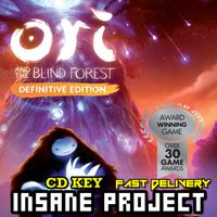 Ori and the Blind Forest: Definitive Edition (PC/Steam) 𝐝𝐢𝐠𝐢𝐭𝐚𝐥 𝐜𝐨𝐝𝐞 / 🅸🅽🆂🅰🅽🅴 𝐨𝐟𝐟𝐞𝐫! - 𝐹𝑢𝑙𝑙 𝐺𝑎𝑚𝑒