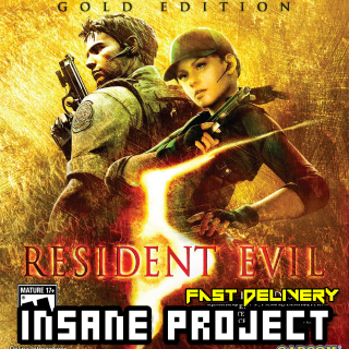Resident Evil 5: Gold Edition Steam Key GLOBAL