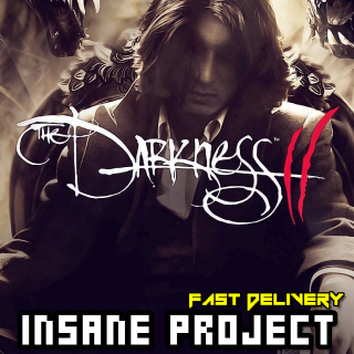 The Darkness II [STEAM][REGION:GLOBAL][KEY/CODE]