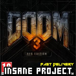 Doom 3 BFG Edition Steam Key GLOBAL