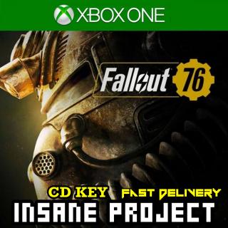 Fallout 76 XBOX One Key GLOBAL